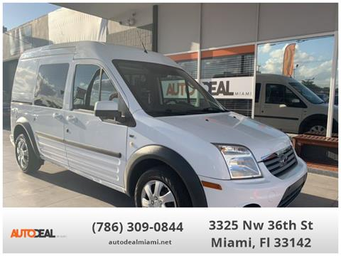 2013 Ford Transit Connect for sale in Doral, FL