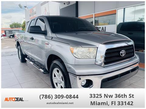 Tundra For Sale >> 2007 Toyota Tundra For Sale In Doral Fl