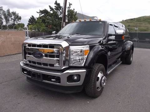 2012 Ford F-450 Super Duty for sale in Temple Hills, MD