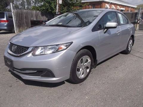 2014 Honda Civic for sale in Temple Hills, MD