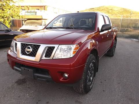 2015 Nissan Frontier for sale in Temple Hills, MD