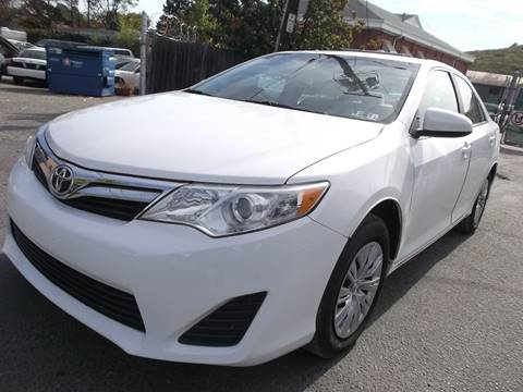 2012 Toyota Camry for sale in Temple Hills, MD
