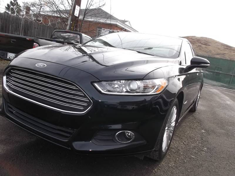 2014 ford fusion hybrid se in temple hills md - auto wholesalers of