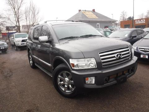 2007 Infiniti QX56 for sale in Englewood, CO