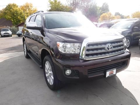 2014 Toyota Sequoia for sale in Englewood, CO