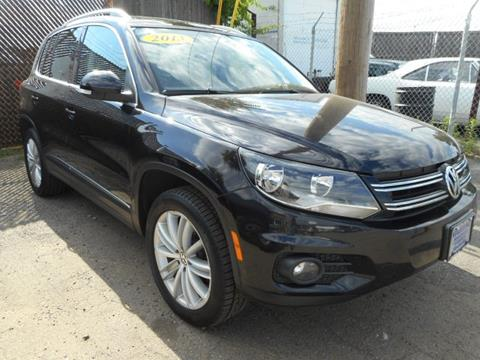 2013 Volkswagen Tiguan for sale in Attleboro, MA