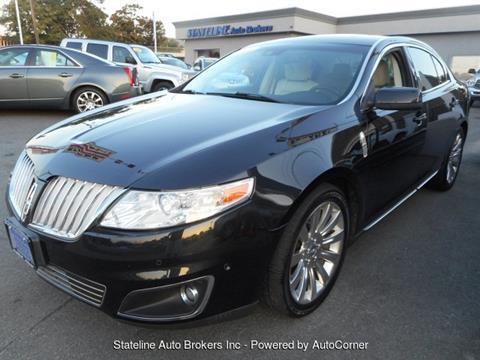 2011 Lincoln MKS for sale in Attleboro, MA