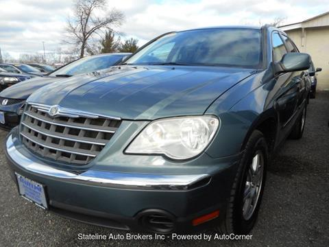 2007 Chrysler Pacifica for sale in Attleboro, MA