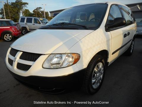 2003 Dodge Caravan for sale in Attleboro, MA
