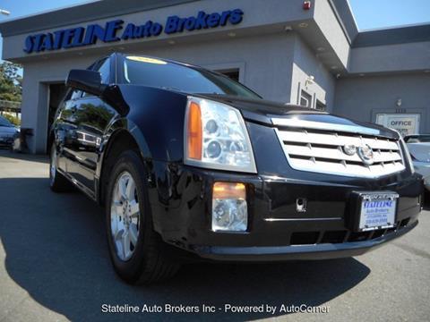 2007 Cadillac SRX for sale in Attleboro, MA