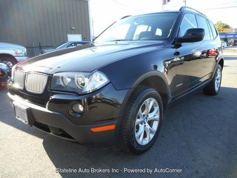 2010 BMW X3 for sale in Attleboro, MA
