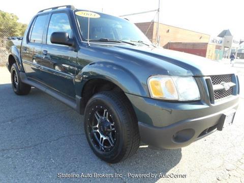 2004 Ford Explorer Sport Trac for sale in Attleboro, MA