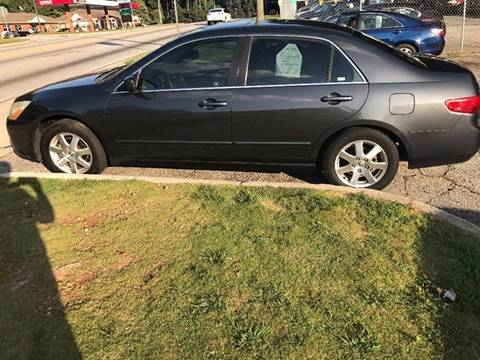 2005 Honda Accord for sale in Decatur, GA