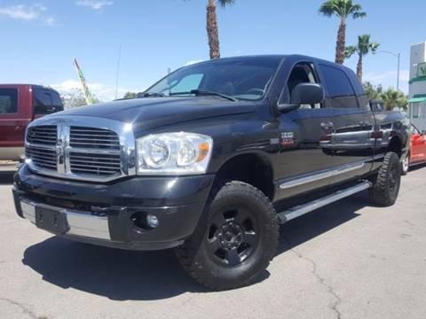 2008 Dodge Ram Pickup 2500 for sale in Las Vegas, NV