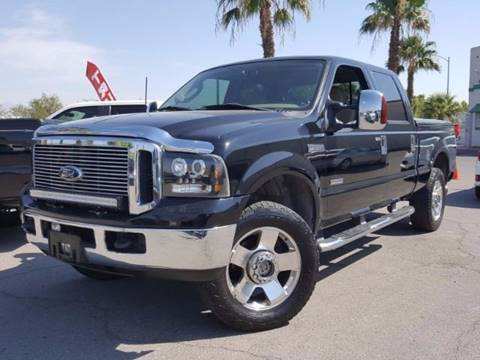 2006 Ford F-250 Super Duty for sale in Las Vegas, NV