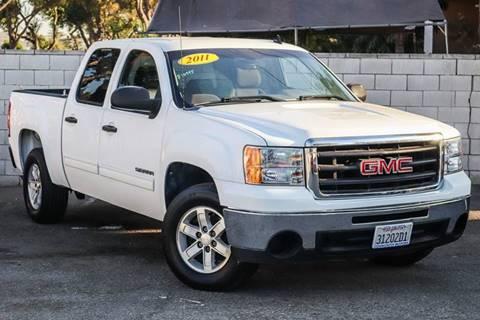 2011 GMC Sierra 1500 for sale at Community Motors in El Monte CA