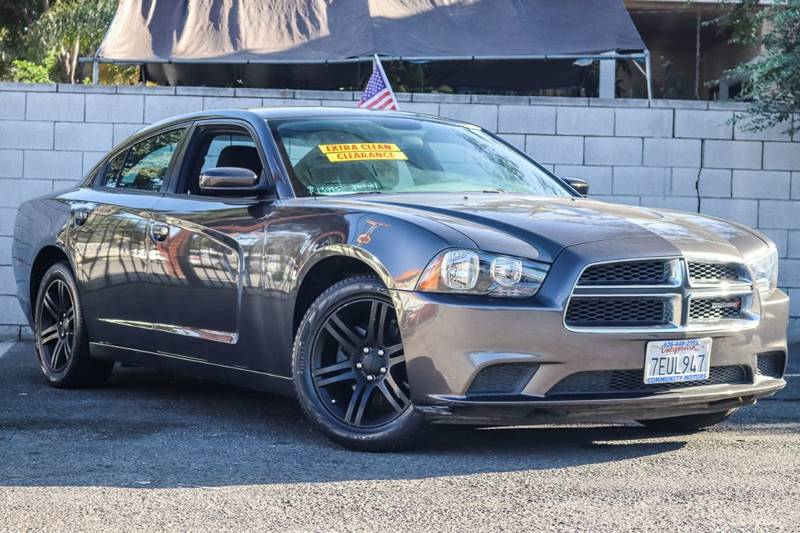 2014 Dodge Charger for sale at Community Motors in El Monte CA