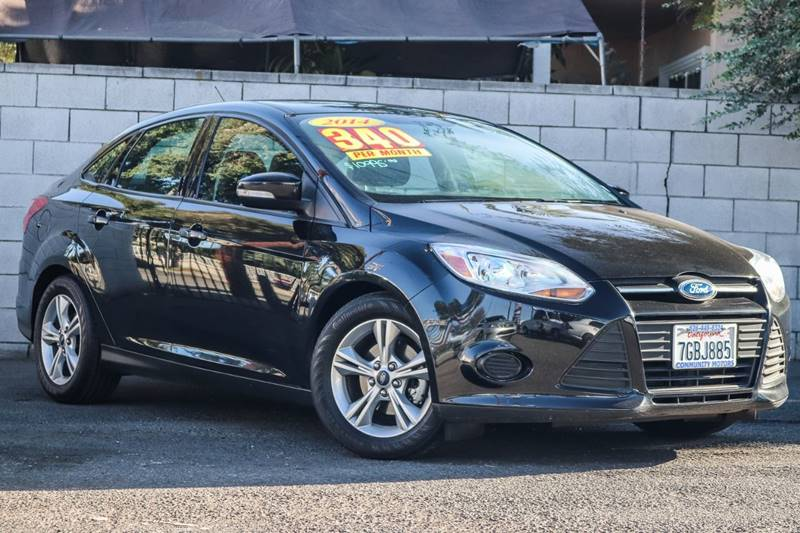 2014 Ford Focus for sale at Community Motors in El Monte CA