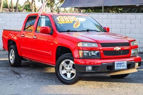 2009 Chevrolet Colorado for sale at Community Motors in El Monte CA