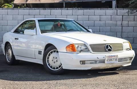 1991 Mercedes-Benz 300-Class for sale at Community Motors in El Monte CA