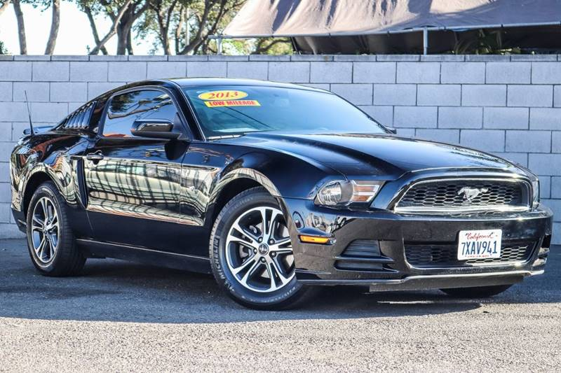 2013 Ford Mustang for sale at Community Motors in El Monte CA
