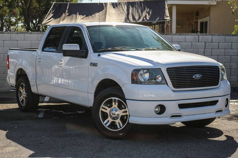 2007 ford f-150 fx2 in el monte ca - community motors