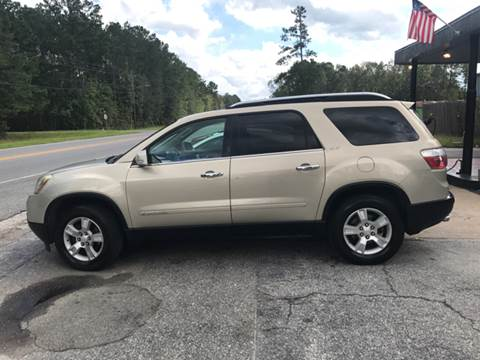 2007 GMC Acadia for sale in Kingsland, GA