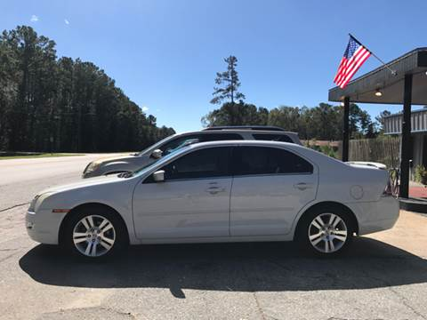 2008 Ford Fusion for sale in Kingsland, GA