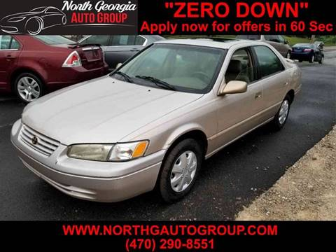 1998 Toyota Camry For Sale In Gainesville, GA