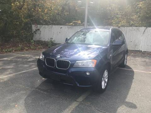 2013 BMW X3 for sale in Cohasset, MA