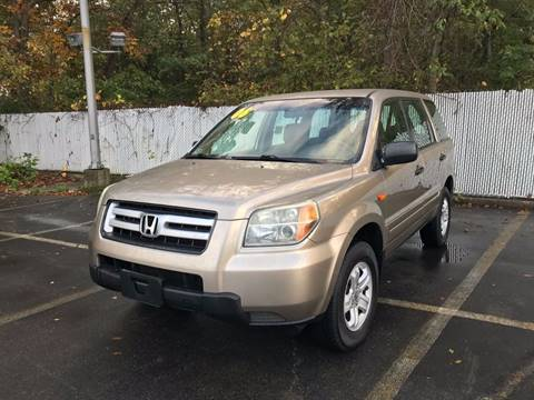 2006 Honda Pilot for sale in Cohasset, MA