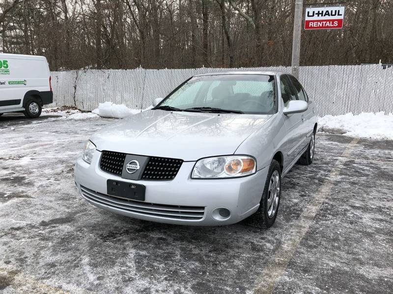 2005 Nissan Sentra For Sale At ELHAGE AUTO GROUP In Cohasset MA