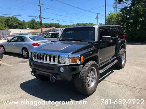 2006 HUMMER H3 for sale in Cohasset, MA