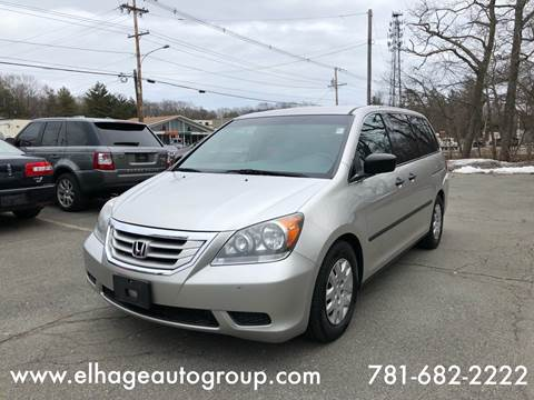 2008 Honda Odyssey for sale in Cohasset, MA