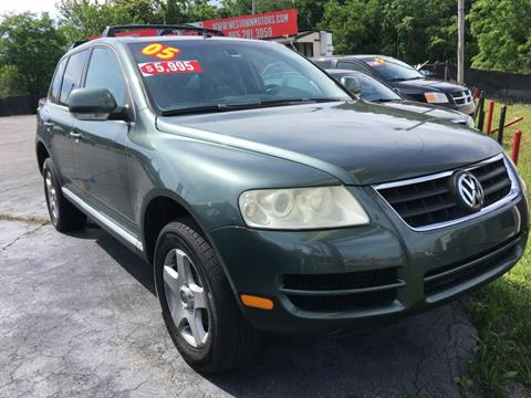 2005 Volkswagen Touareg for sale in Knoxville, TN