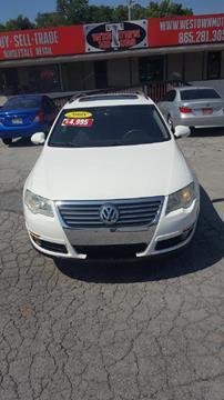 2008 Volkswagen Passat for sale in Knoxville, TN