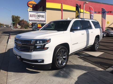 2015 chevrolet suburban for sale in california. Black Bedroom Furniture Sets. Home Design Ideas