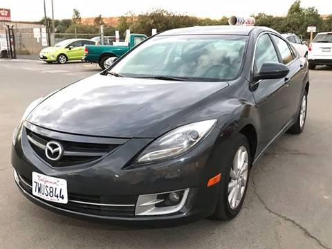 2012 Mazda MAZDA6 for sale in Sacramento, CA