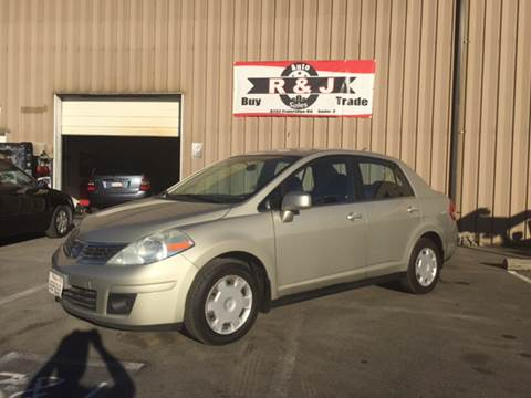 2009 Nissan Versa for sale in Sacramento, CA