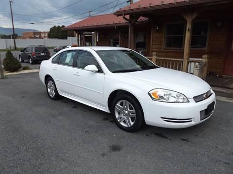 2016 Chevrolet Impala Limited for sale in Covington, VA