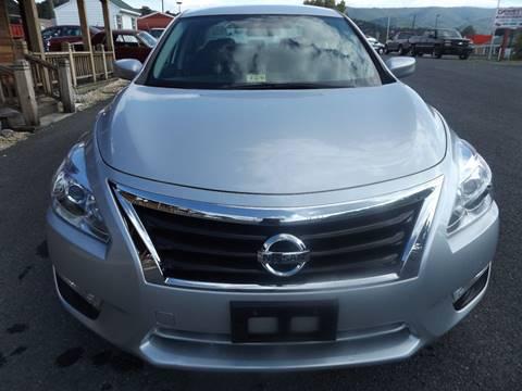 2015 Nissan Altima for sale in Covington, VA