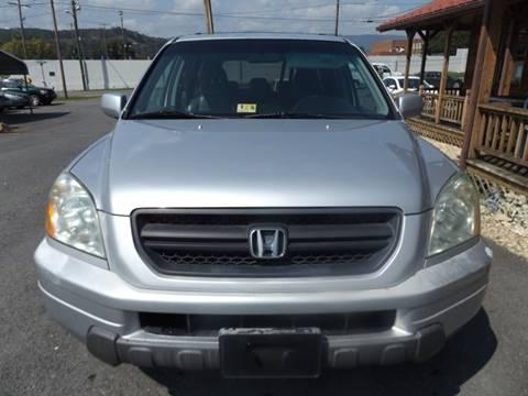 2003 Honda Pilot for sale in Covington, VA