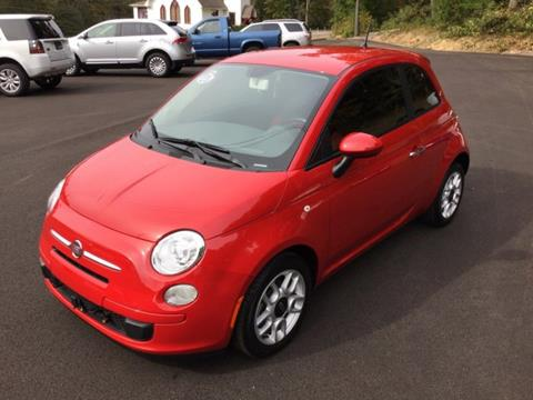 2013 FIAT 500 for sale in Confluence, PA