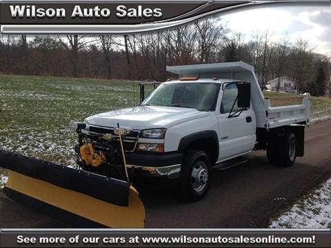 2006 Chevrolet Silverado 3500 for sale in Confluence, PA