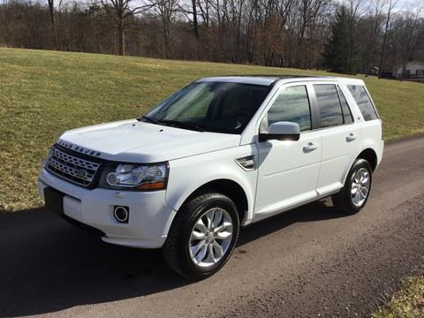 2015 Land Rover LR2 for sale in Confluence, PA