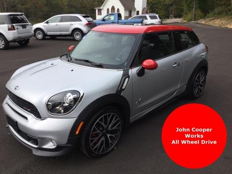 2014 MINI Paceman for sale in Confluence PA