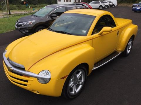 2004 Chevrolet SSR for sale in Confluence PA