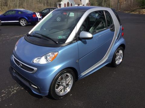 2015 Smart fortwo for sale in Confluence, PA