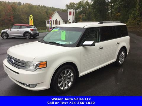 2011 Ford Flex for sale in Confluence PA