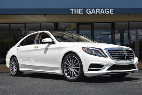 2015 Mercedes-Benz S-Class for sale in Doral FL